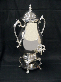 Silver 50 Cup Urn