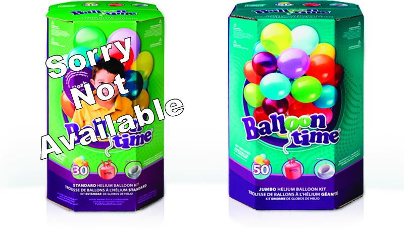 Helium Kit