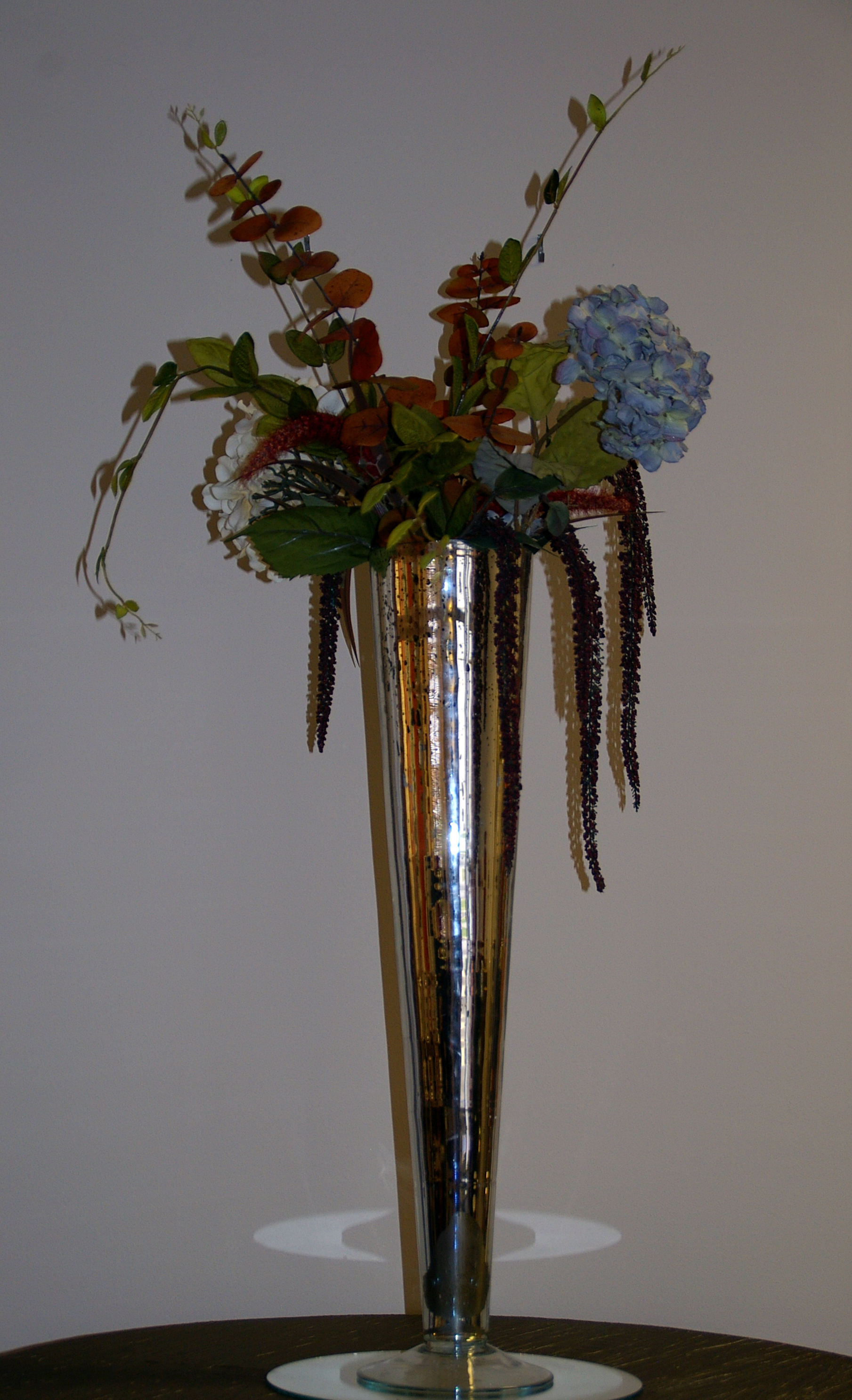 Mercury Vase