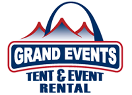 Grand Events Tent & Event Rental Logo